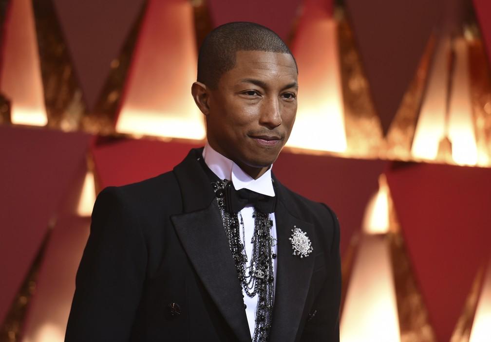Pharrell Williams (Foto: Richard Shotwell/Invision/AP)