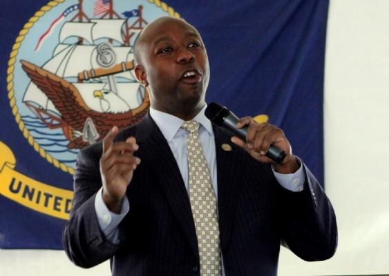Sul dos EUA elege primeiro senador negro desde o fim da Guerra da Secessão