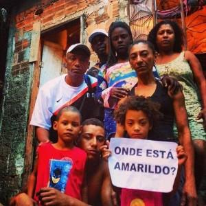 Família de Amarildo será indenizada pelo Estado do Rio de Janeiro