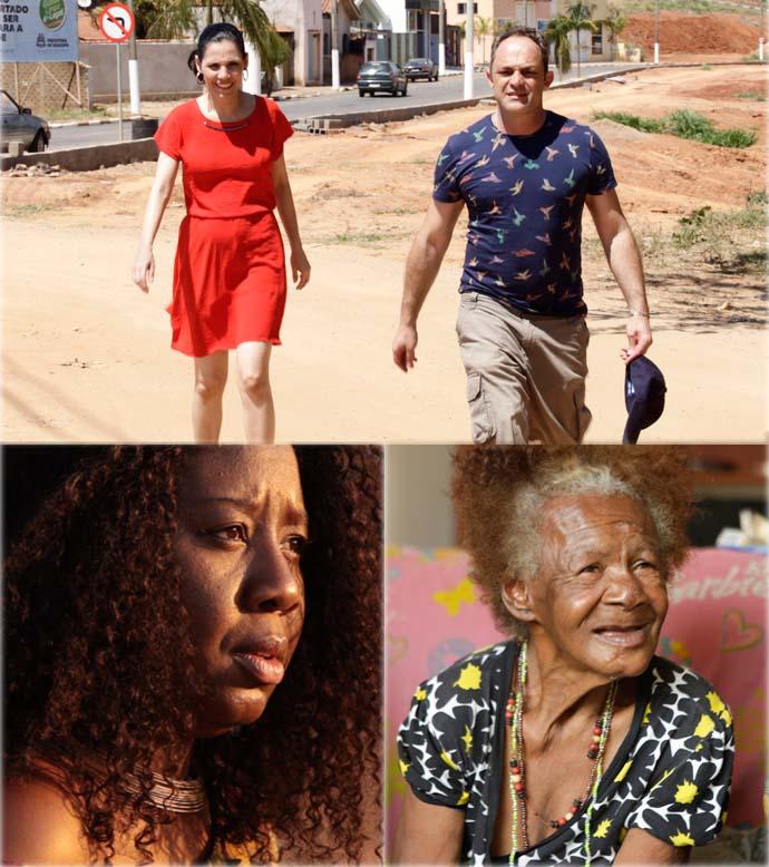 Ator do filme que concorre ao Oscar dirige filme em Guaxupé