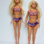 Designer cria a 'Barbie normal', com estrias e espinhas