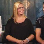 'Casal de três' alimenta debate sobre nova família na Suécia