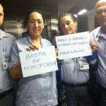Metroviários de SP fazem campanha contra a homofobia