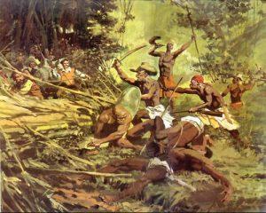 Como os bandeirantes paulistas destruíram o Quilombo dos Palmares e mataram Zumbi