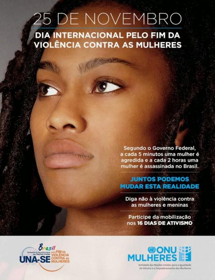 Mulheres e negras, todas as formas de violência pelo simples fato de existir