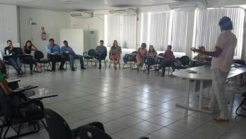 Servidores participam de oficina de enfrentamento ao racismo institucional