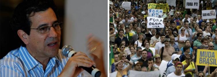 Tucano pede que radicais deixem PSDB e é xingado de Petralha