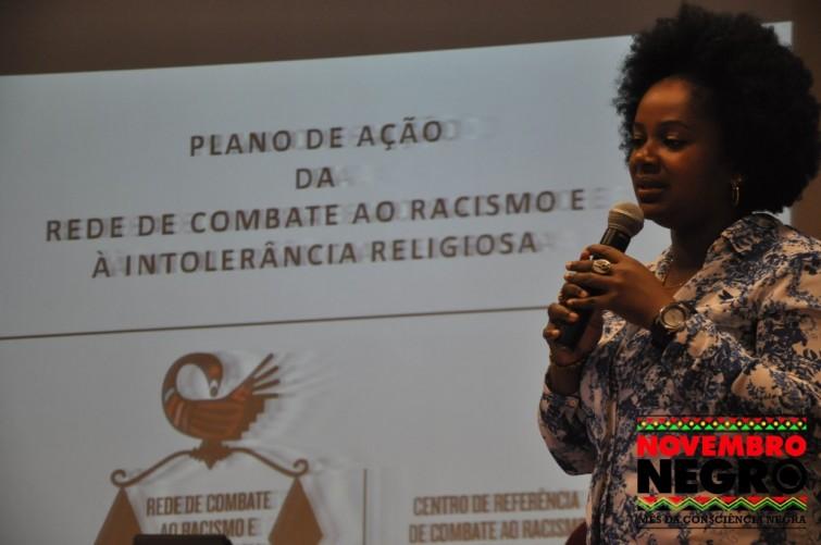 Rede de Combate ao Racismo e à Intolerância Religiosa apresenta plano de ação para 2015