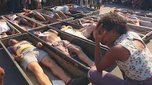 vigario À Queima Roupa: A prova irrefutável de que o Brasil tolera o assassinato de pobres e negros. Veja e assuma