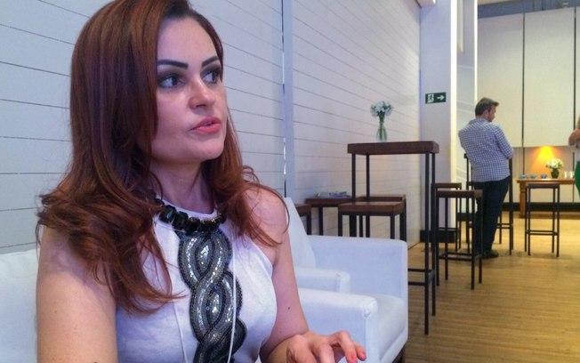 Carolina Garcia / iG São Paulo Rose transformou o trauma em bandeira com a fundação da ONG Marias da Internet