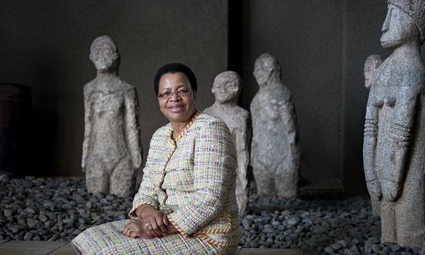 Quanto vale a África e vale a mãe de Michael?