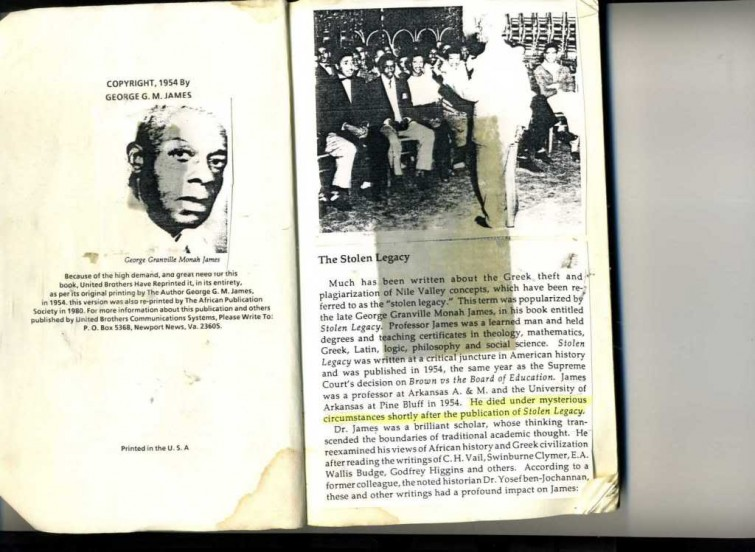 imagem 2 0 Os gregos roubaram a filosofia dos africanos, por Yeye Akilimali
