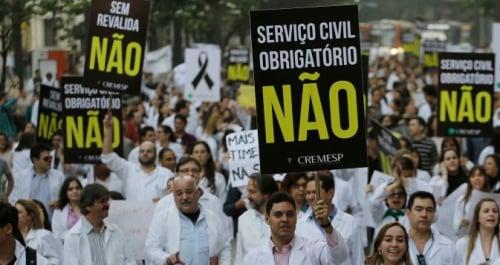 mais medicos O que acontece com os médicos brasileiros?