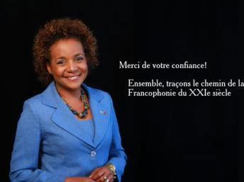 Michaëlle Jean, nova secretária-geral da Francofonia