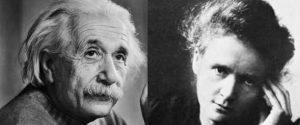 Haters gonna hate: Quando Einstein aconselhou Marie Curie a ignorar o recalque