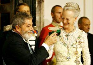 A rainha e o senhor Lula