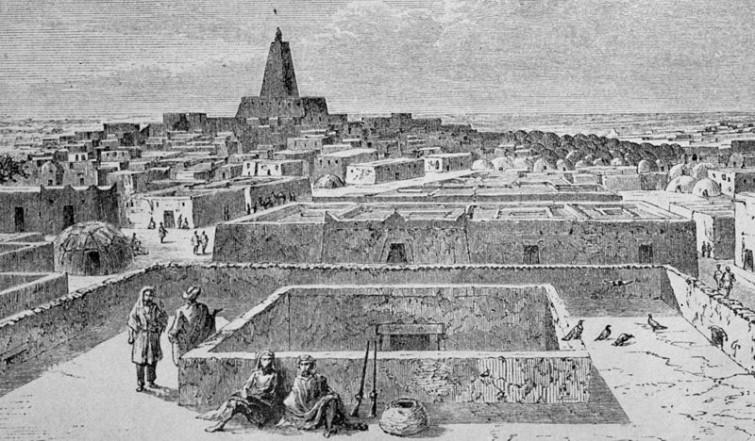 timbuktu4 100 Cidades Africanas Destruídas Pelos Europeus, parte I