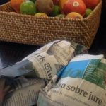 A vida sem jornal