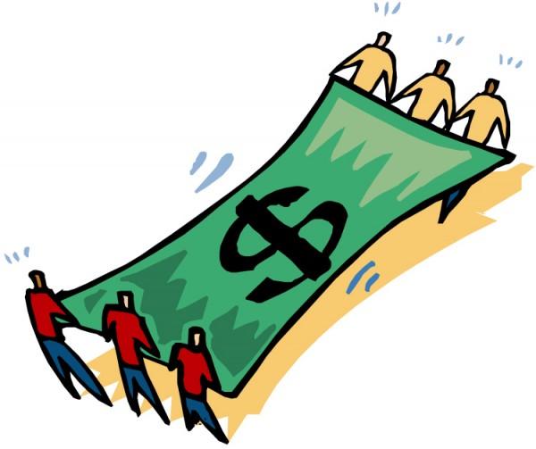 1 a fin dinheiro rendendo