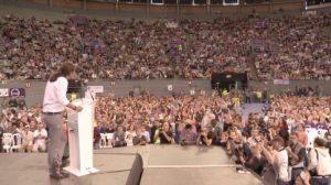 """Boaventura examina a """"onda Podemos"""""""