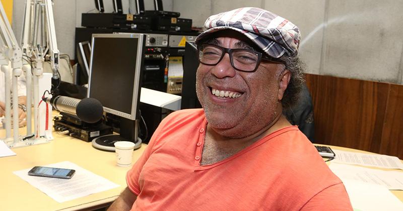 O professor Dennis de Oliveira – Foto: Marcos Santos/USP Imagens