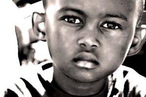 african-child-face-sepia-draw