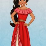 Disney apresenta Elena de Avalor, sua primeira princesa latina
