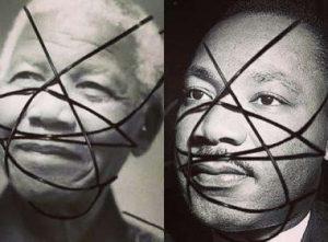 Madonna rebate críticas de racismo após publicar fotos de Mandela e Luther King