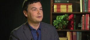 Piketty recusa condecoração do governo francês