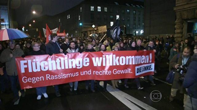 População alemã se engaja em movimentos contra o racismo no país