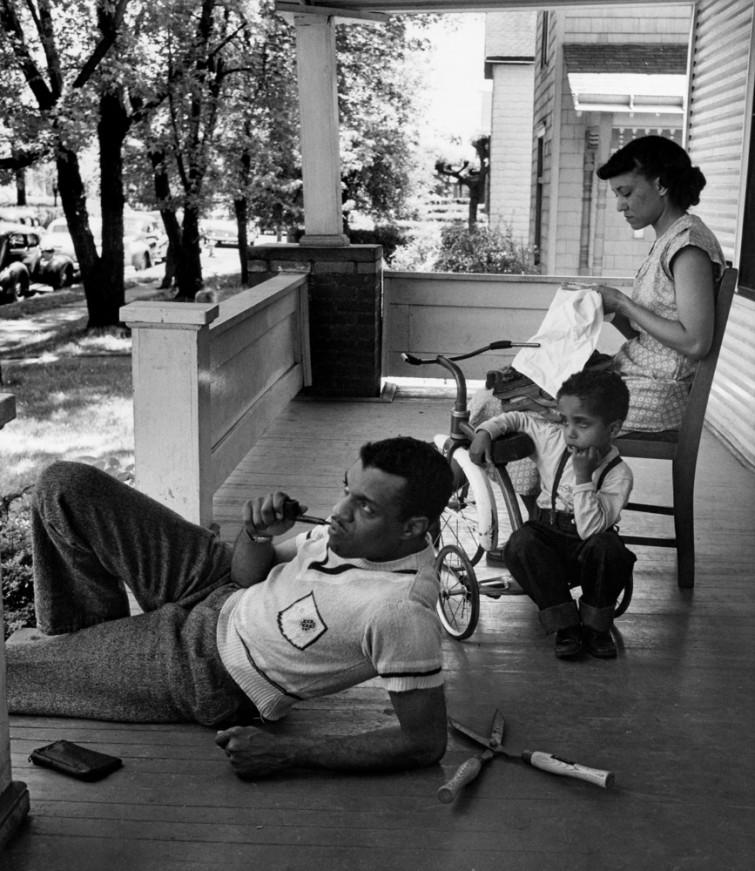 Sem título, Columbus, 1950