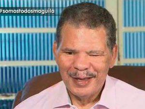 Maguila: 'Campeão é campeão. Não paro de lutar e quero viver muito