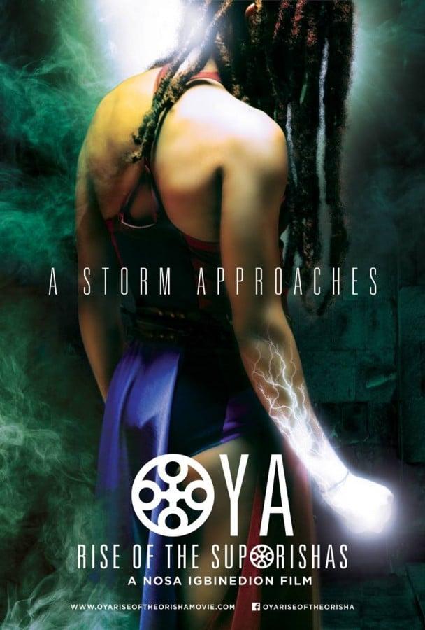 Assista o filme de super-heróis africanos Oya - Rise of The Orisha,