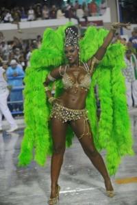 'Carnaval tem preconceito com rainhas negras'