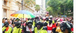 Bloco Domésticas de Luxo: onde racistas se divertem