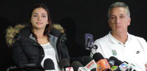 """Ginasta Lais Souza revela ser gay: """"Tenho uma namorada"""""""