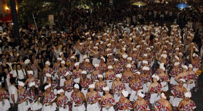 Ilú Obá De Min: a diversidade cultural no carnaval de São Paulo