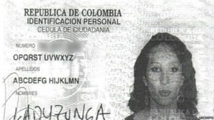 De A a Z: Artista colombiana adota o alfabeto como nome