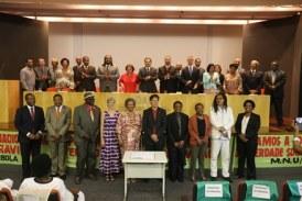 Comissão da Verdade da Escravidão Negra toma posse na OAB Nacional