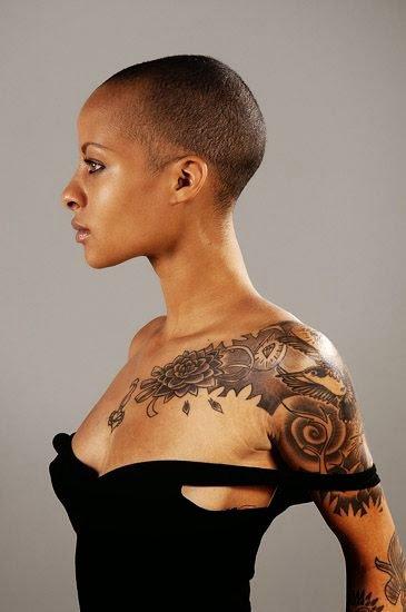 Afro Ink Inspirações De Tattoo Para Pele Negra Geledés