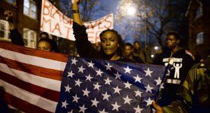 EUA volta a protestar contra o Racismo