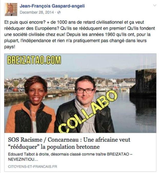 União dos Estudantes Judeus e SOS Racismo apresentam queixa contra 10 candidatos da Frente Nacional em França