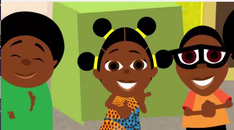 Suficiente Desenho animado nigeriano é destaque internacional - Geledés ZG23