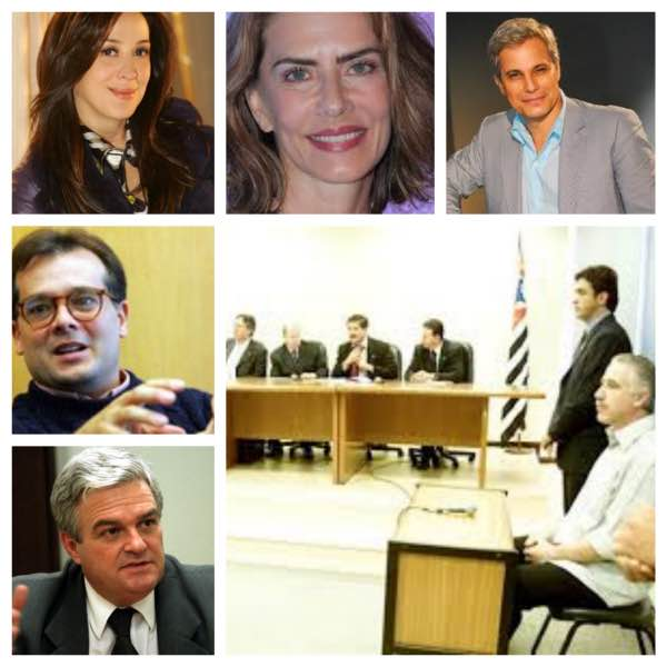 Globo sacrifica seus artistas para poupar seus políticos