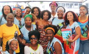 Mbp + lançamento da marcha das mulheres negras no Rio