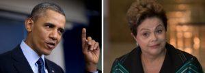 Obama estende tapete vermelho a Dilma