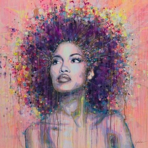 mulher negra brasileira