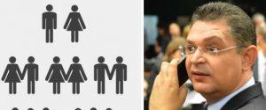 Pastor Sóstenes Cavalcante é indicado para presidiência da comissão especial do Estatuto da Família