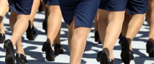 Quase 60% das policiais acreditam que comportamento da mulher incentiva o assédio