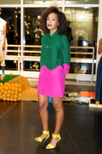 PANDORA - 19.03.2015Solange Knowles in New York Fashion Week SS13FOTO : Event Photos NYC / Creative Commons